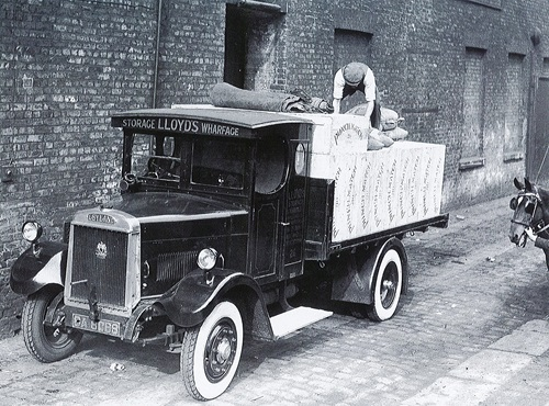 1920 Leyland Badger