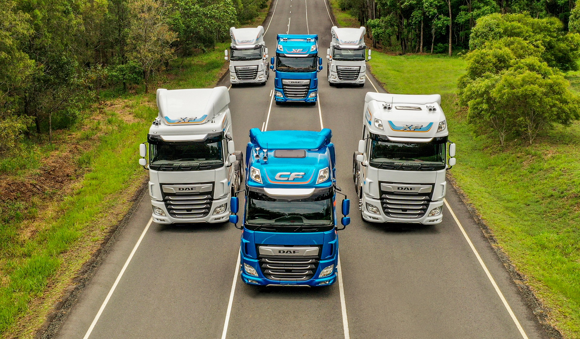 DAF Trucks win Design Award